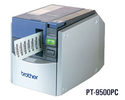 brother pt 9500pc driver
