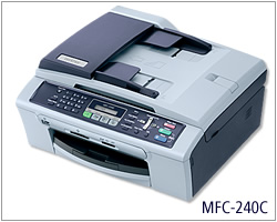 Brother Mfc-240c Driver Mac Download