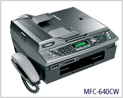 FREE DRIVER DOWNLOAD BROTHER MFC-640CW