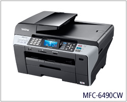Brother Mfc 6490cw Driver Download