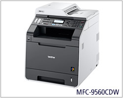 Brother 9560cdw Printer Driver
