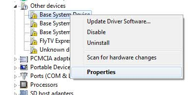driver properties How To Find Drivers for Unknown Devices in Windows