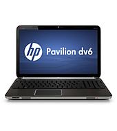 HP Pavilion dv6-6163cl Entertainment Notebook PC Drivers ...