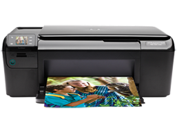 HP Photosmart C4650 All-in-One Printer Drivers Download ...