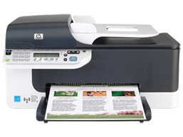 HP Officejet J4680 All-in-One Printer Drivers Download for Windows.