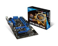 MSI Z77A-G41 Intel Smart Connect Technology Windows 8 X64